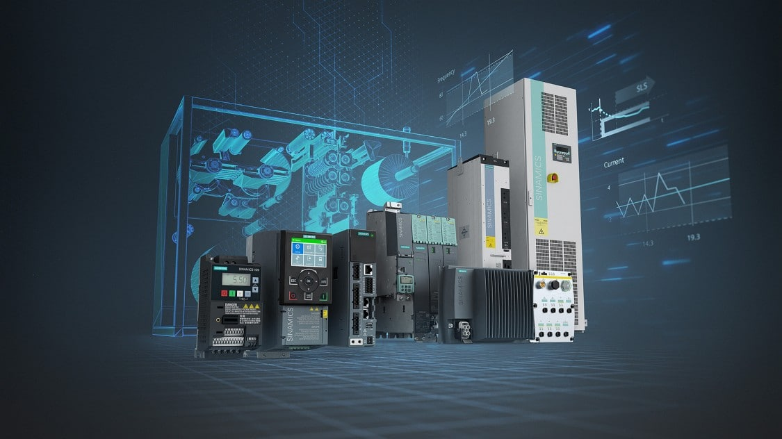 Siemens Industrial Automation Products